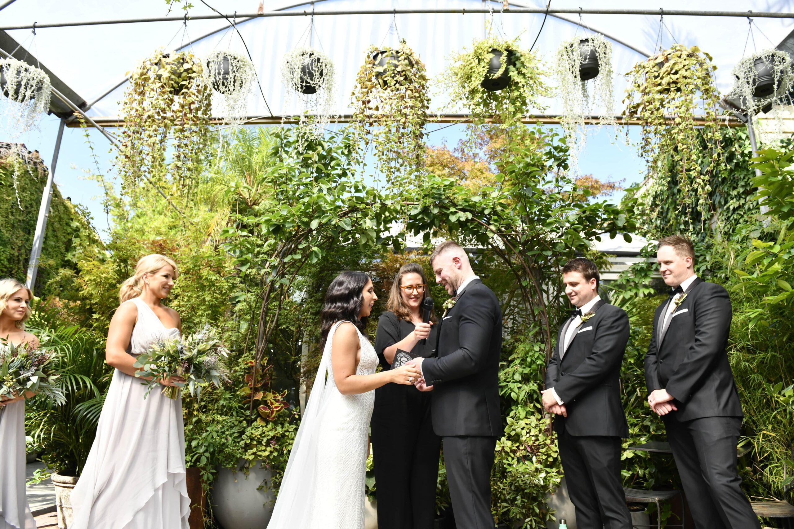 Kim collins wedding