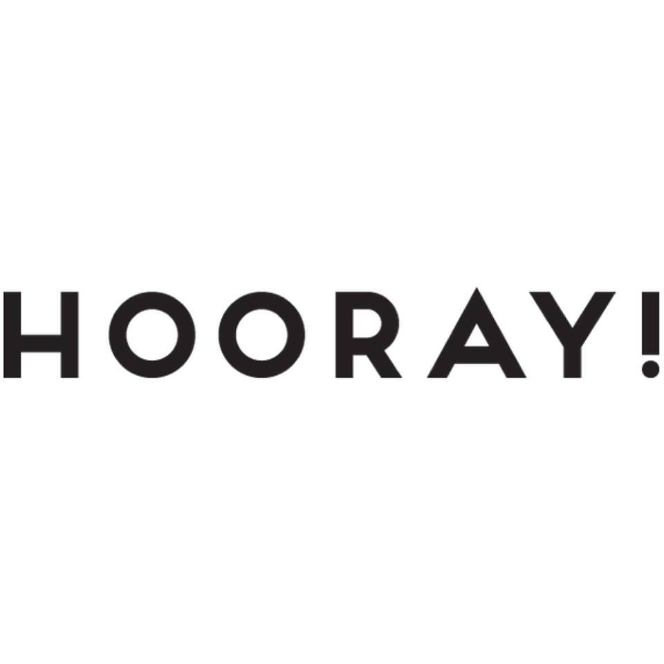 Hooray magazine logo
