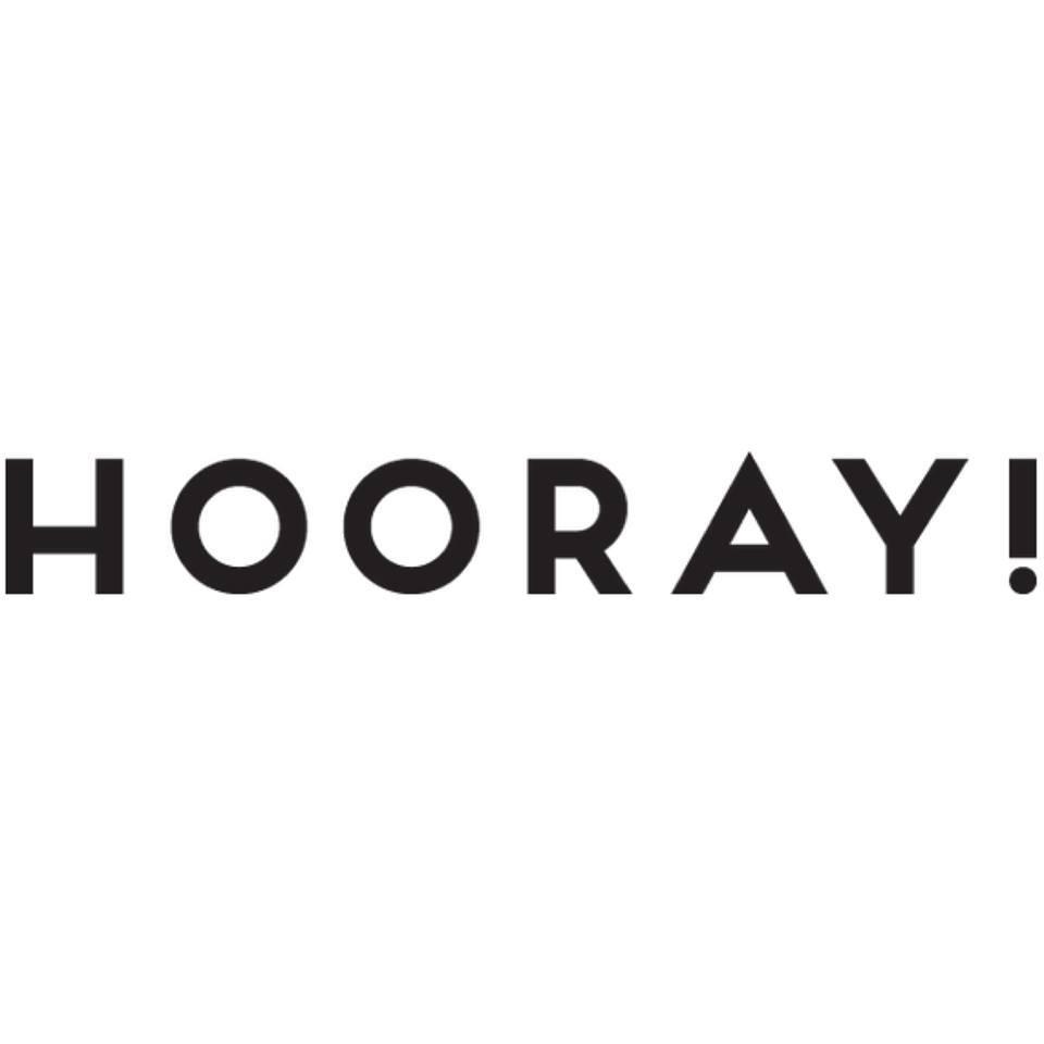 Hooray magazine logo