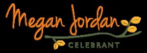 logo megan jordan celebrant